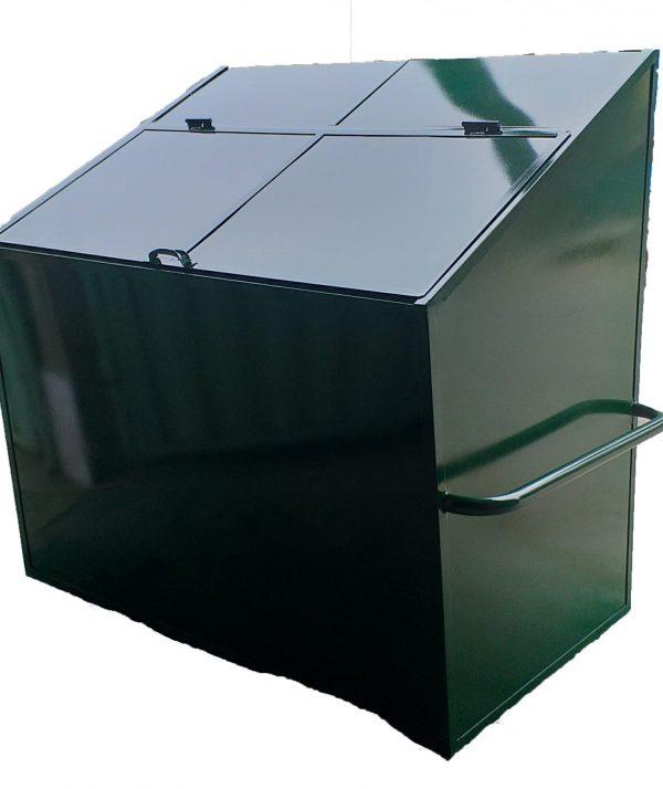 contenedor metalico