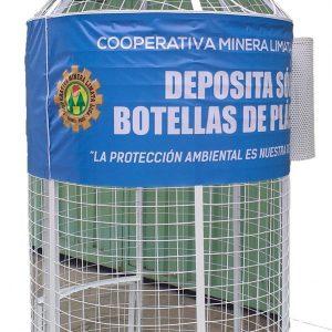 botella recicladora